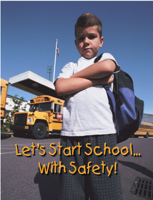 Schooling your kids in safety