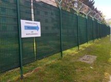 Change at Patch Barracks' gate begins Sept. 23