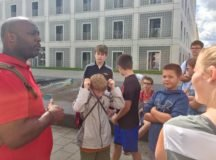 Stuttgart newcomers orientation offers youth glimpse of city