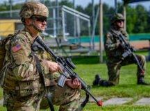German, American first responders test response