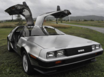 Delorean photo by Amhearst News