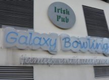 Galaxy Bowling and Entertainment Center, Panzer Kaserne