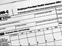 IRS 2019 Form 1095-C now online