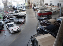 Carlover's dreams come true at Motorworld with mint-condition classics.