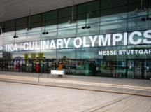 The USACAT compete at the 2020 Culinary Olympics at the Stuttgart Messe.