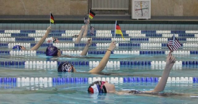 Piranhas win divisional swim league title