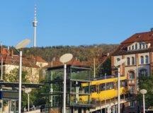 Stuttgart public transit impacted by strike this week