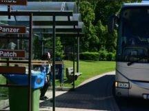 Duty buses experiencing delays