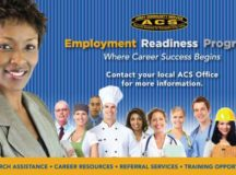 Employment Readiness Program classes for July