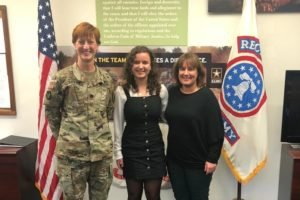 Local woman hopes to become combat medic, Army ranger