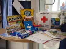 Welcome kits help during quarantine