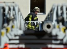 Fire prevention week focus on Army family housing