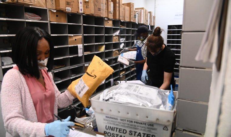 Garrison postal services resume normal schedules Wednesday