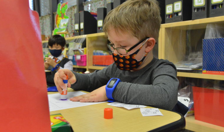 Kindness catches on at Stuttgart Elementary