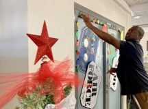 USAG Stuttgart families prepare for holidays at home