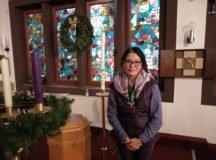 Volunteer finds joy in serving others