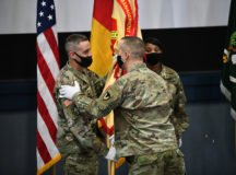 Garrison welcomes new Command Sergeant Major