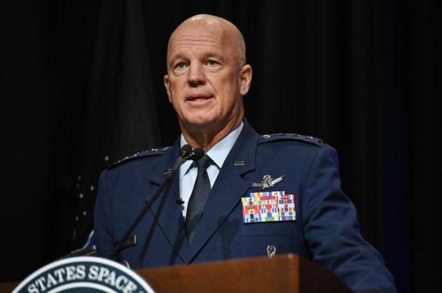 Chief of Space Operations Gen. John W. Raymond