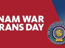 Vietnam Veterans Honored