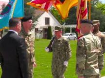 USAG Stuttgart welcomes new commander