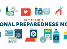 National Preparedness Month: Make and practice a family emergency plan